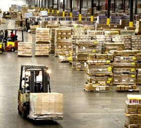 Warehousing & distribution